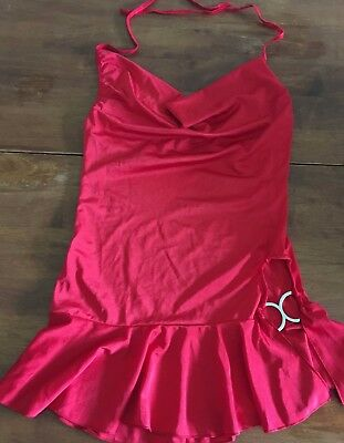 Sexy Strap Red Womens Dess Brand New O/s Fits All