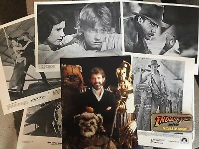 Official Star Wars Lucas Films Fan Club Items