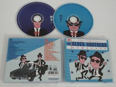 The Blues Brothers/The Blues Brothers Complete(Atlantic 7567 80840 2) 2Xcd Album