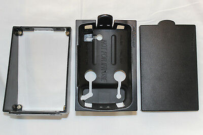 Airgizmos Horizontal Panel Dock, Mount and Front Cover for Garmin 396/496