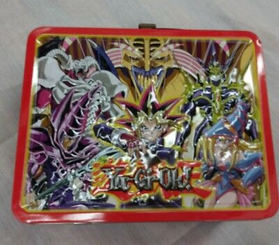 Yu-Gi-Oh! Lunch Box Metal Collectible New YuGiOh
