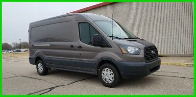 "2015 Ford Transit-350 T350 2015 Ford Transit Medium Roof Long 148"" T350 Local one owner trade. Lots Options"