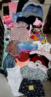 Big Bundle Of Girls Clothes 8-9years #513 M&S F&F NEXT GEORGE H&M