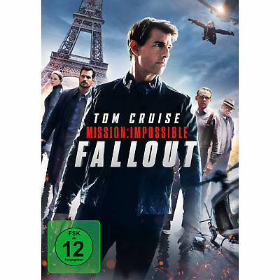 Mission: Impossible Fallout  -  Dvd