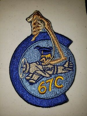 Vintage United States Air Force USAF 67C Patch