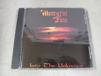 Into the Unknown by Mercyful Fate (CD, 1996  Metal Blade)