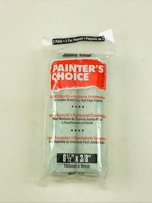 """Wooster RR307-6 1/2 2 pack 6-1/2"""" Painter's Choice"""