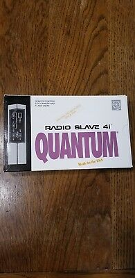 QUANTUM RADIO SLAVE 4i SET 505SRi