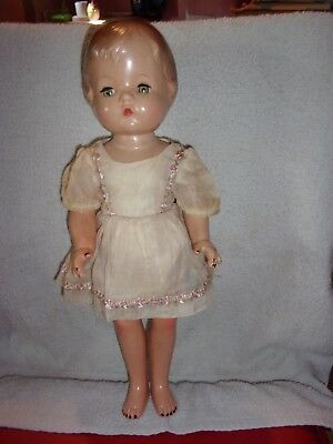 "Vintage 16""  Composition ~ Effanbee ~ Patsy Joan  Doll"