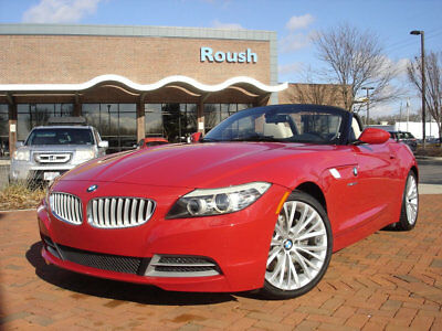 2010 BMW Z4 Roadster sDrive35i PREMIUM AND WHITE NAPA LEATHER OPTIONS PLUS MORE!
