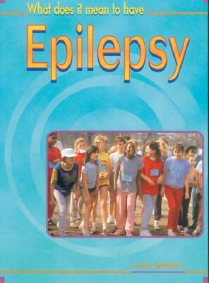 (EX-LIBRARY) 0431139342 What Does it Mean to have Epilepsy Hardback (What Does I