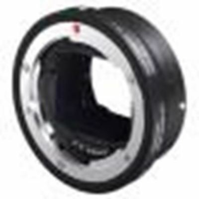 Sigma Mount Converter For Use With Canon SGV Lenses to Sony E-Mount