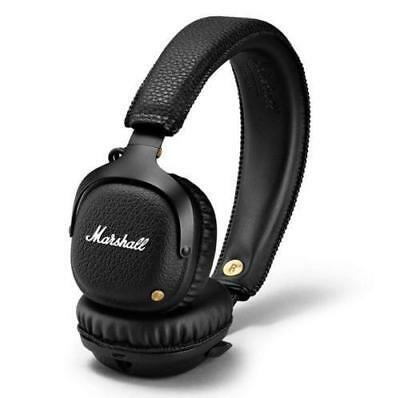 New Genuine Marshall Mid Bluetooth Wireless On-Ear Stereo Headphones New