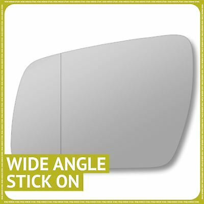 For Toyota Land Cruiser 2003-09 right hand wide angle wing door mirror glass