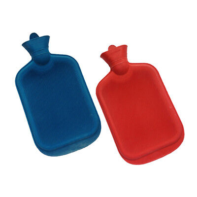 2000ml Hot Water Bottles Winter Warmer Natural Rubber Hot Water Bottle 68X58CM
