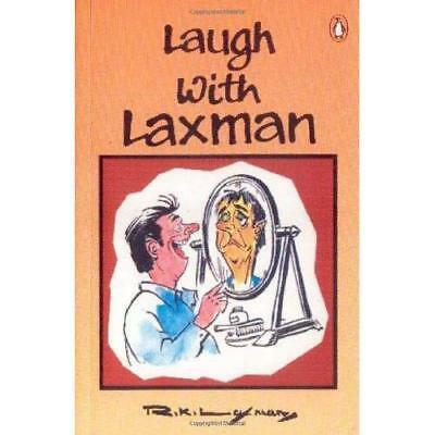 Laugh with Laxman - Hardcover NEW R.K. Laxman 30/03/2003