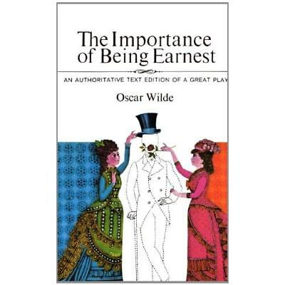 The Importance of Being Earnest - Library Binding NEW Wilde, Oscar 1976-01