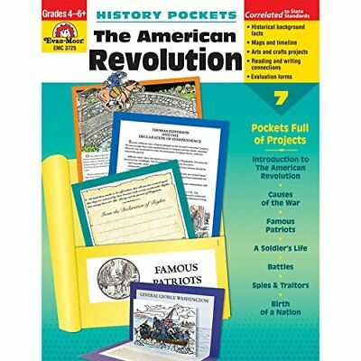 History Pockets: The American Revolution - Paperback NEW Publishers, Eva 2007-12