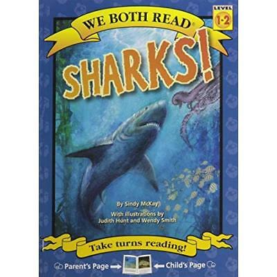 Sharks! (We Both Read - Level 1-2) - Hardcover NEW Sindy McKay 2012-06