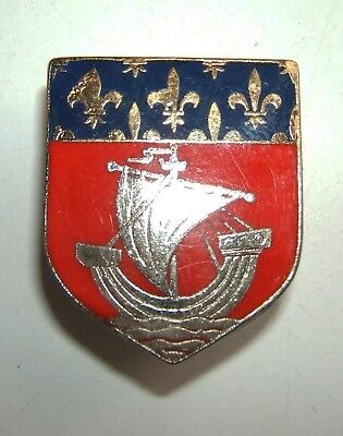 INSIGNE DE PLATEAU - GARDE REPUBLICAINE DE PARIS - Drago -  POUR COLLECTION