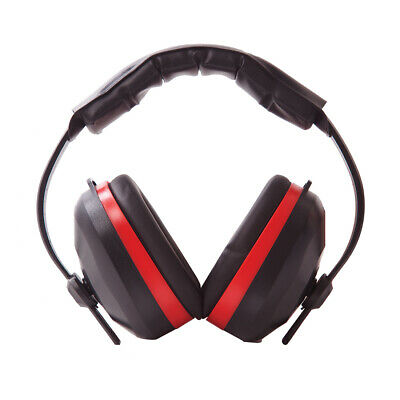 Portwest PW43 black comfort ear protector
