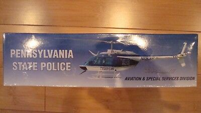 Pennsylvania State Police Diecast Helicopter