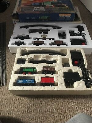 hornby train sets Smokey Joe And Industrial Freight