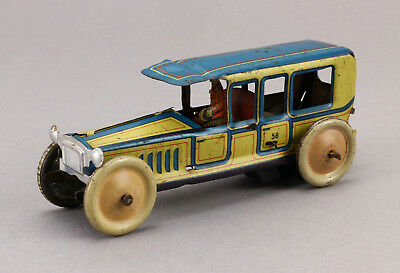 Gely 56 Oldtimer Blech Auto Penny Toy 20er Jahre Blechspielzeug