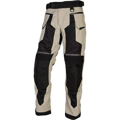 Scorpion Yuma Mens Textile Touring Pants Sand/Black