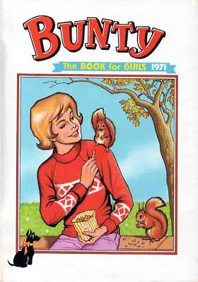 Bunty Book For Girls 1971 Annual - Exc Con