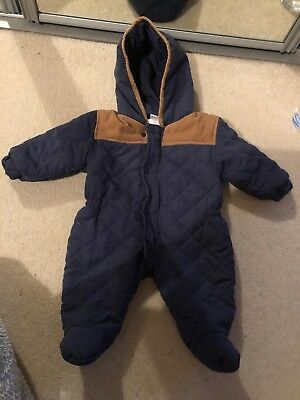 9c4be3d6af8c BABY BOYS BENETTON Snow Suit - £8.00