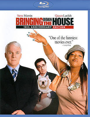 Bringing Down the House (Blu-Ray) 10th Anniversary NEW Sealed Free Shipping