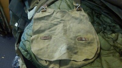 Polish Or Czech Bread Bag WWII military army
