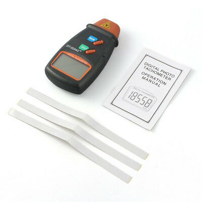 Accurately Speed Gauge Automatic 0 ~ 50 °C 50 ~ 500 mm Large LCD Wide Digital