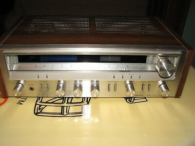 Nice Working Pioneer SX-3600 AM/FM Stereo Receiver - 30 WPC