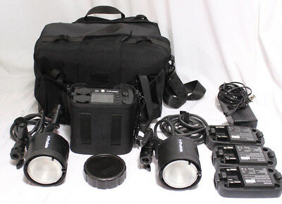 Profoto B2 250 AirTTL Location Kit With 2 Heads and 3 Batteries #4