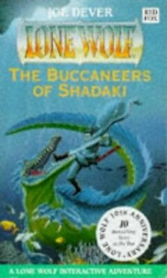 The Buccaneers of Shadaki (Lone Wolf) by Dever, Joe Paperback Book The Cheap