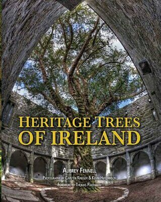 Heritage Trees of Ireland by Kevin Hutchinson Book The Cheap Fast Free Post