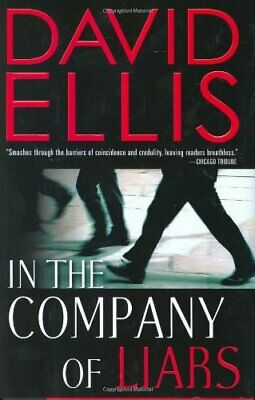 In the Company of Liars by Ellis, David Book The Cheap Fast Free Post