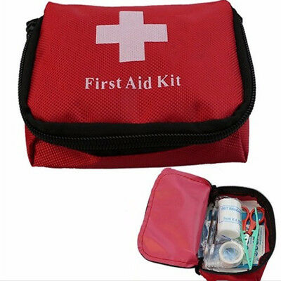 11-piece Medical First Aid Kit Outdoor Travel Small Car Portable Emergency Kit