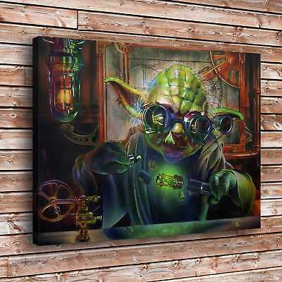 Star Wars Posters Home Decor HD Canvas Print Picture Room Wall Art Painting