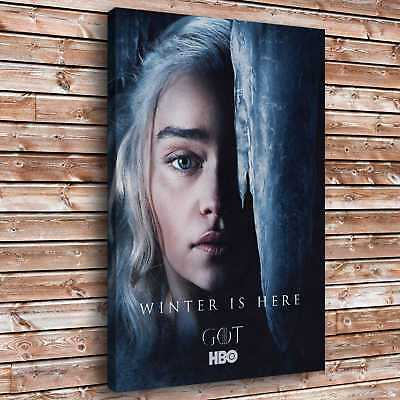 The Game of Thrones Home Decor HD Canvas Print Picture Room Wall Art Painting