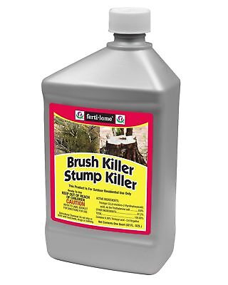 Brush and Stump Killer Herbicide 8.8% Triclopyr 32oz