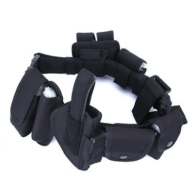 10* Set Multi-functional Outdoor-Training Patrol Security Belt Equipment