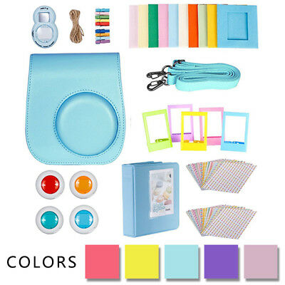9 In 1 Instant Camera Bundles Book Album For Fujifilm Instax Mini 8 9