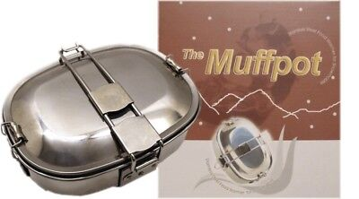 Authentic - The Original Muffpot Food Warmer - Snowmobile, ATV