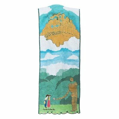 Morito of Marushin face towel Ghibli Laputa: Castle in the Sky about 34... Japan