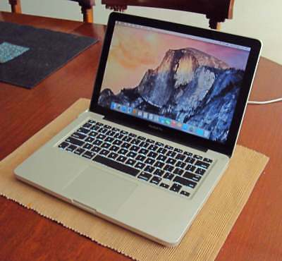 """Apple MacBook Pro 13.3"""" Laptop - 2.5ghz Core i5 with SSD. Good Condition."""
