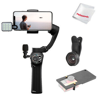 ATOM Mystery Pocket-sized 3-Axis Smartphone Gimbal Stabilizer+ Rich Accessories