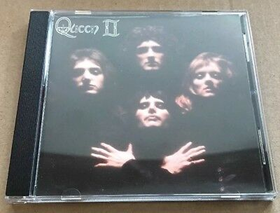 Queen - Queen 2 Canadian Cd Album With Fold Out Lyric Booklet! Mint! Very Rare!